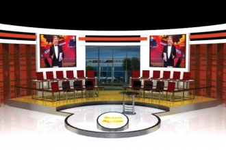 Show TV Siyaset Meydanı Stüdyosu
